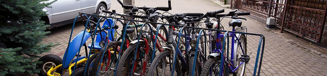 Катання на велосипедах